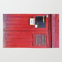 Fire Door Rug