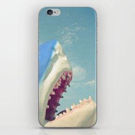 Shark! iPhone Skin