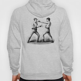 Men with Mustaches Hoody