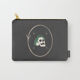 Rest to Dust Carry-All Pouch
