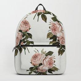 Three English Roses Backpack