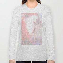 Eternal Sunshine Script Print Long Sleeve T-shirt