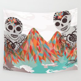 Spectres Wall Tapestry