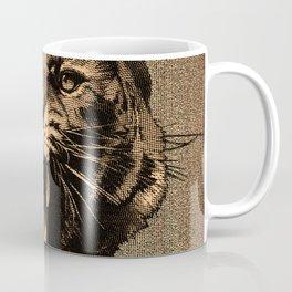 Vintage Tiger Coffee Mug