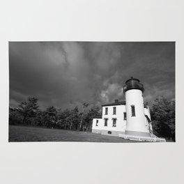 Admiralty Head Lighthouse Rug