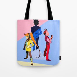 Wright Anything Agency Tote Bag