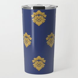 Free Marches (Blue) Travel Mug