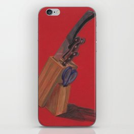 knife iPhone Skin