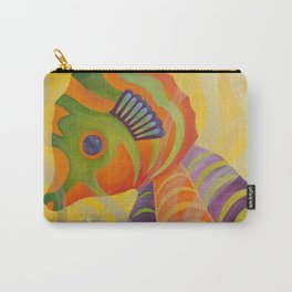 Seahorse Fantasy Carry-All Pouch
