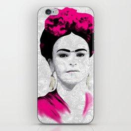 Frida Kahlo 23 iPhone Skin