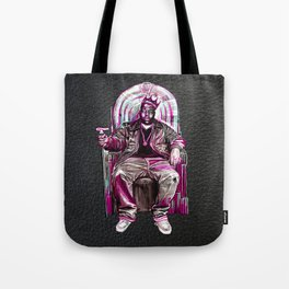 Notorious Big *King* Tote Bag