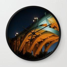 Calle de Segovia Wall Clock