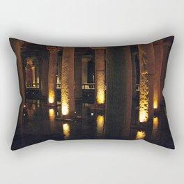Light Underground!  Rectangular Pillow