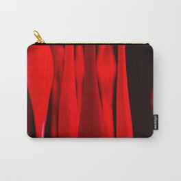 Flames Carry-All Pouch