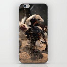 Cockfighting 4 iPhone Skin