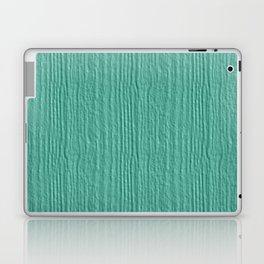 Lucite Green Wood Grain Texture Color Accent Laptop & iPad Skin