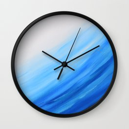 Energy Flow Wall Clock