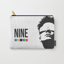 NINE by Kelvin Huggins Carry-All Pouch
