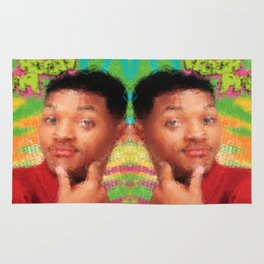 Will Smith - Fresh Prince Rug
