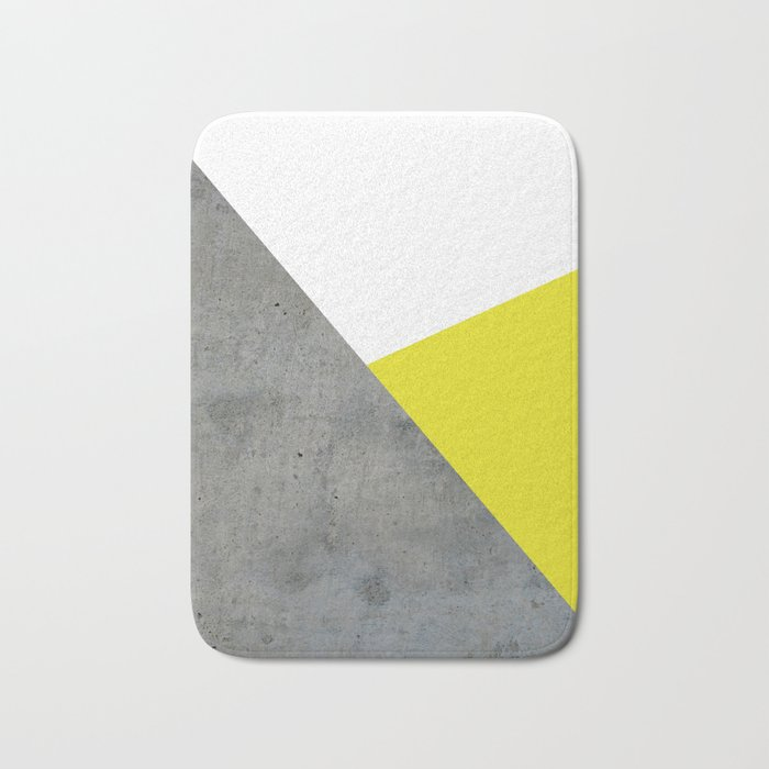 bath yellow blue and eastern product mats tile by patterns middle in yaklab mat
