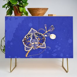 Egyptian Blue :: Orchid Credenza