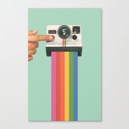 Take a Picture. It Lasts Longer. Canvas Print