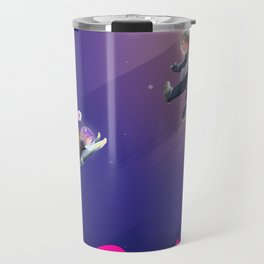 M83 - GO! Music Inspired Illustration Travel Mug