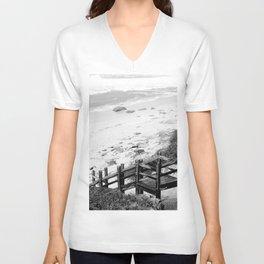 To The Beach Unisex V-Neck