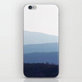 Hilltowns iPhone Skin