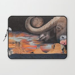 Taurus- The Zodiac Wildlife Series Laptop Sleeve