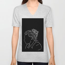 Bun Harry Unisex V-Neck