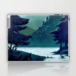 Canadian Mountain Laptop & iPad Skin