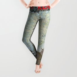 I Really Really Lichen You Leggings