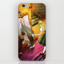 The Kakuna Haberdashery iPhone Skin