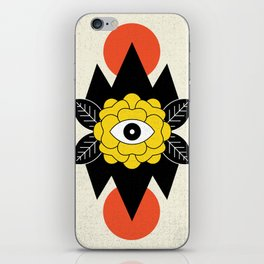 STAY CURIOUS iPhone Skin