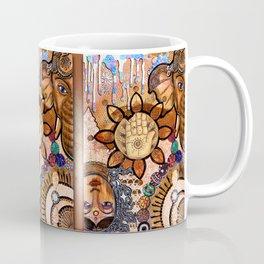 Ganesha Laxmi Blessing Coffee Mug