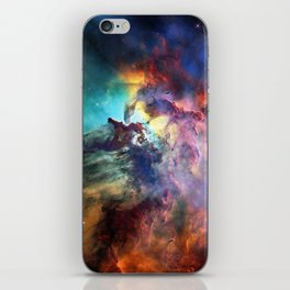 Lagoon Nebula iPhone Skin