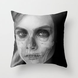 Hellivingne Throw Pillow
