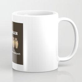 Pot Dealer Funny Pun - Society Joke Gift Coffee Mug
