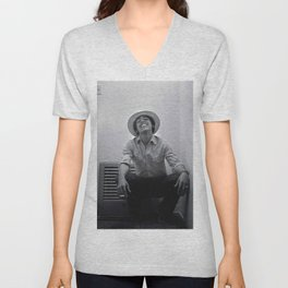 Just Relax Miss You Unisex V-Neck