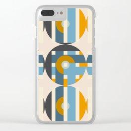 Gwynn Clear iPhone Case