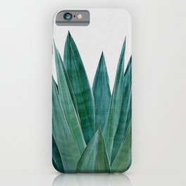 Agave Cactus iPhone Case
