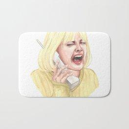Drew Barrymore, Scream - Casey Bath Mat