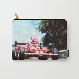 Niki Lauda, Nurburgring Carry-All Pouch