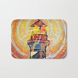 Lighthouse Funk 1 Bath Mat