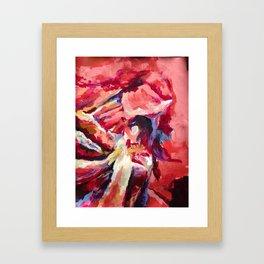 Sleeper II Framed Art Print