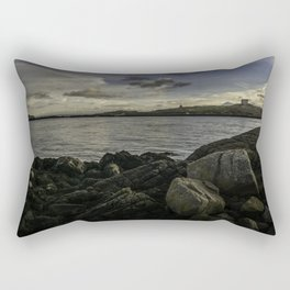 Dalkey Island.  Dublin Ireland Rectangular Pillow