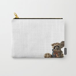 Rocket and Groot Carry-All Pouch