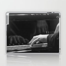 Musicians Hands Laptop & iPad Skin