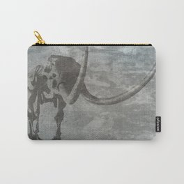 Half Tone Mammoth Carry-All Pouch